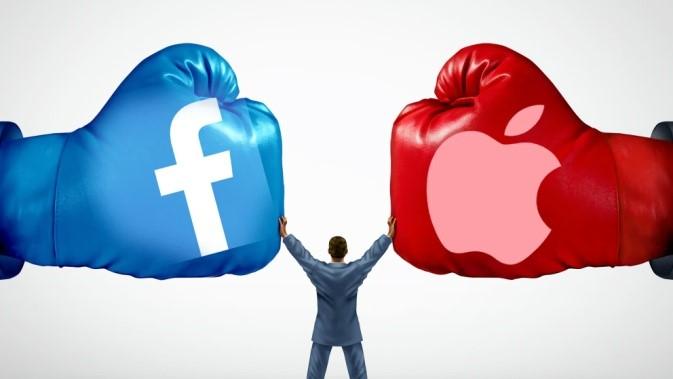 دعوای جدید اپل و فیسبوک