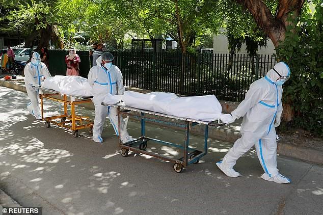 رکورد مبتلایان روزانه در هند شکسته شد