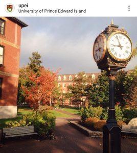 داشگاه پرنس ادوارد