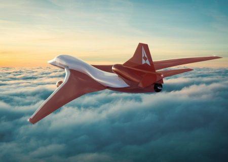 پرواز با سرعتی چهار برابر صوت