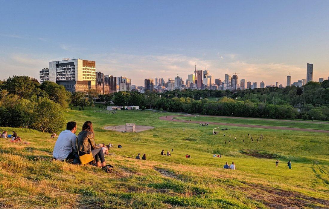 ۳ مقصد بهاری در تورنتو