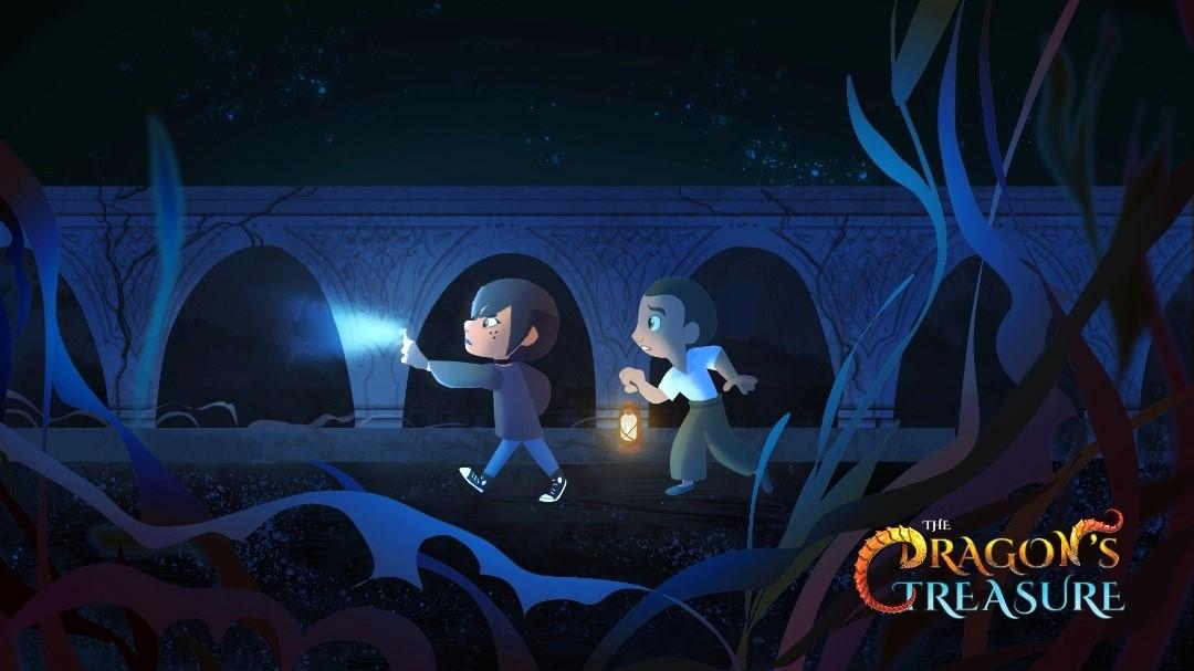 انیمیشن ایرانی گنج اژدها به جشنواره انسی فرانسه راه یافت
