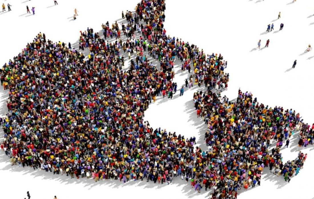 با ساعت جمعیتی کانادا آشنا شوید