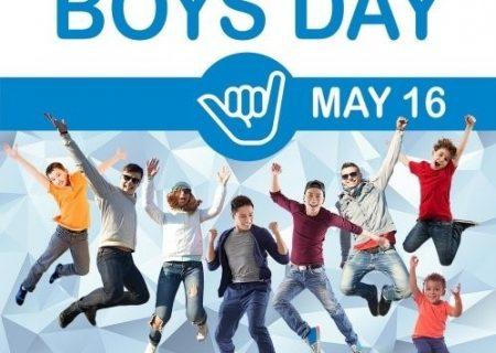 ۱۶ مه روز جهانی پسربچهها