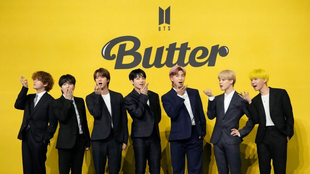 رکوردزنی جدید گروه BTS