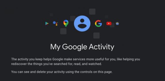 سابقه فعالیت خود را در گوگل رمزگذاری کنید