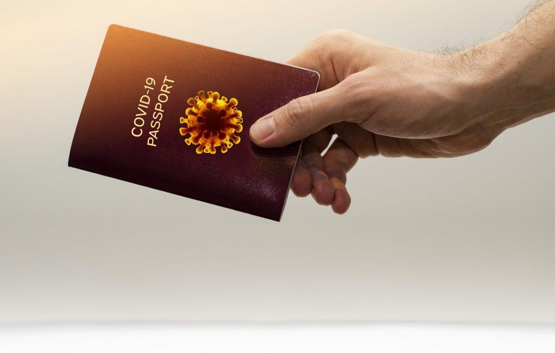 صدور پاسپورت واکسن در کانادا