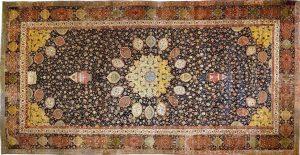 قالی اردبیل – متعلق به دوران پادشاهی شاه تهماسب صفوی