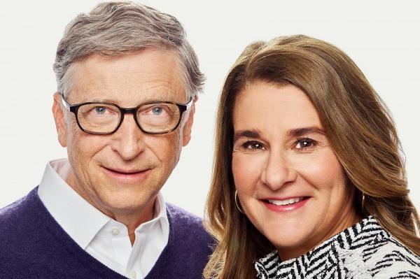 همسر بیل گیتس دومین زن ثروتمند جهان میشود