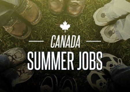فرصت های شغلی تابستانی در انتاریو