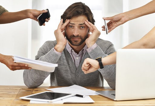 چگونه مقابل استرس ضدضربه شویم