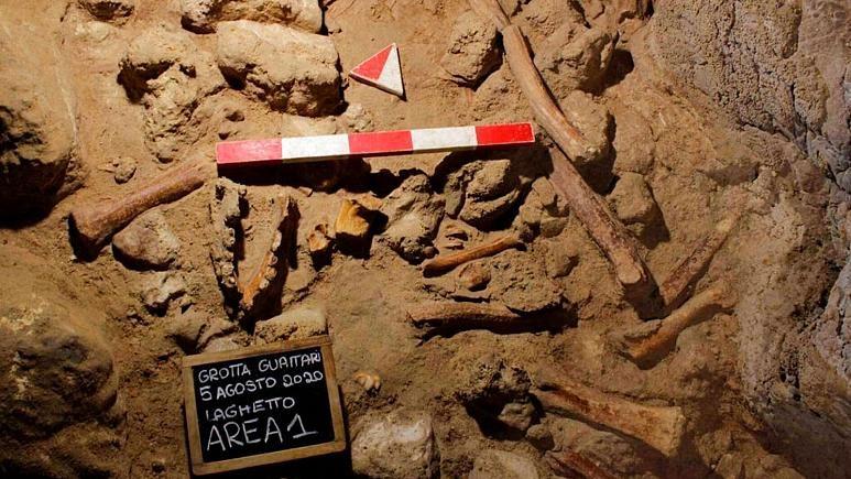 کشف بقایایی از نئاندرتالها در نزدیکی رم