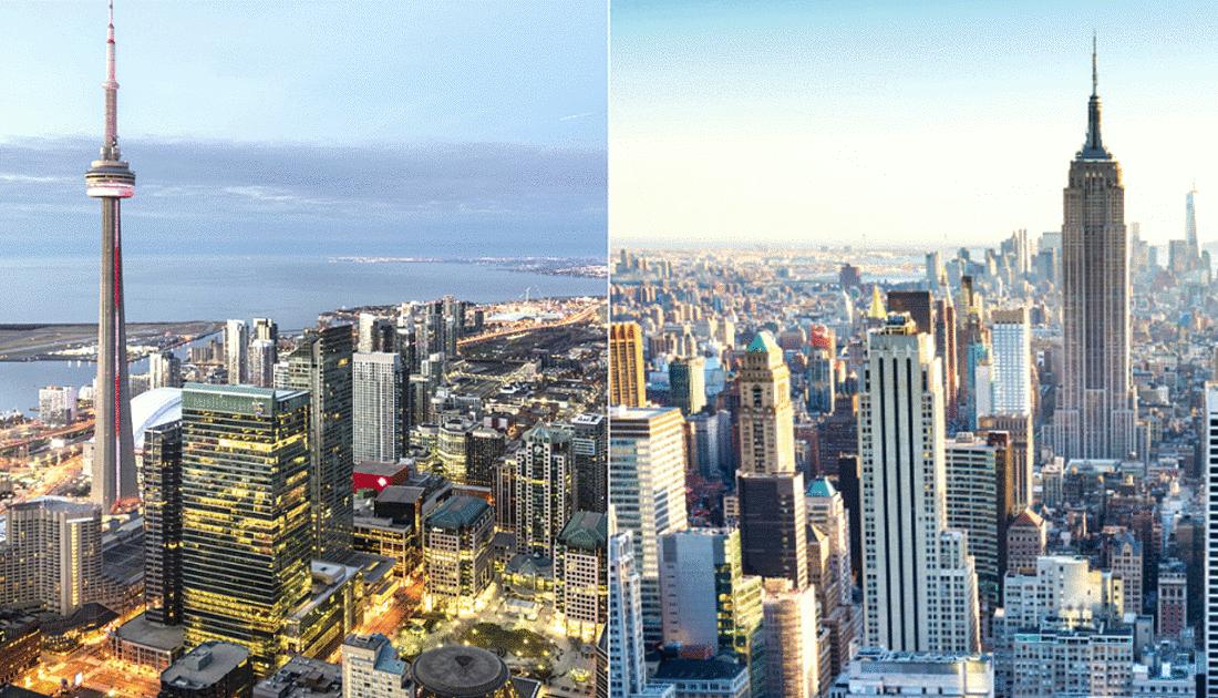 گرانترین شهرهای آمریکای شمالی در کانادا هستند