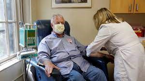 اولین بیمار داروی آلزایمر را دریافت کرد