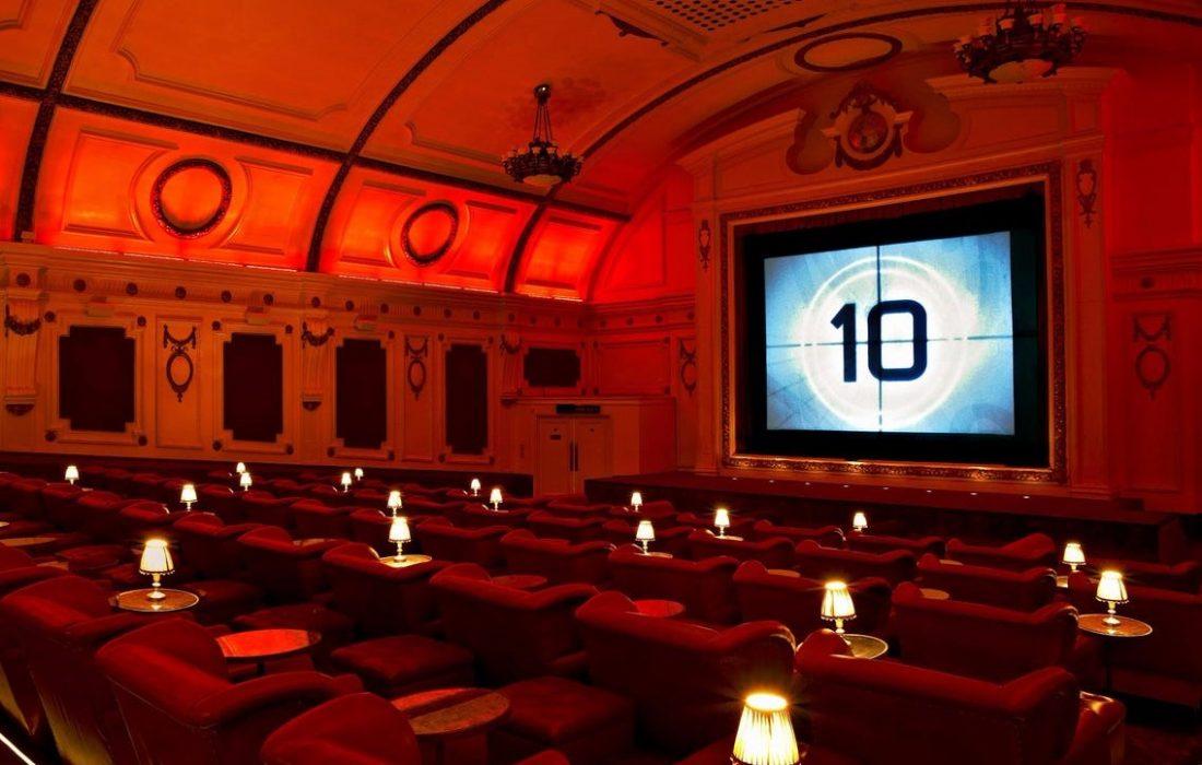 بازگشایی سالنهای سینما در بریتیش کلمبیا