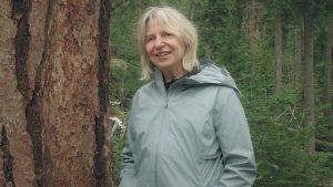 بومشناس مشهور کانادایی سوزان سیمارد