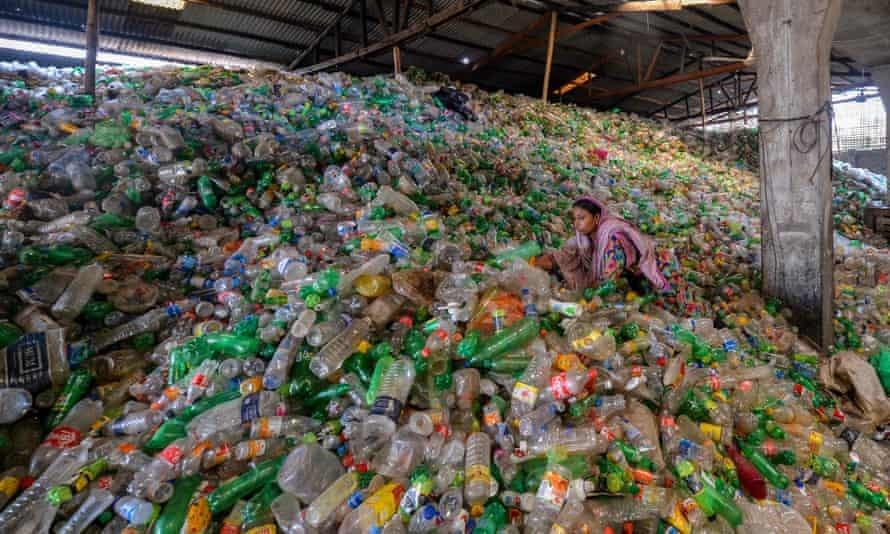 تبدیل بطریهای پلاستیکی به طعمدهنده وانیل