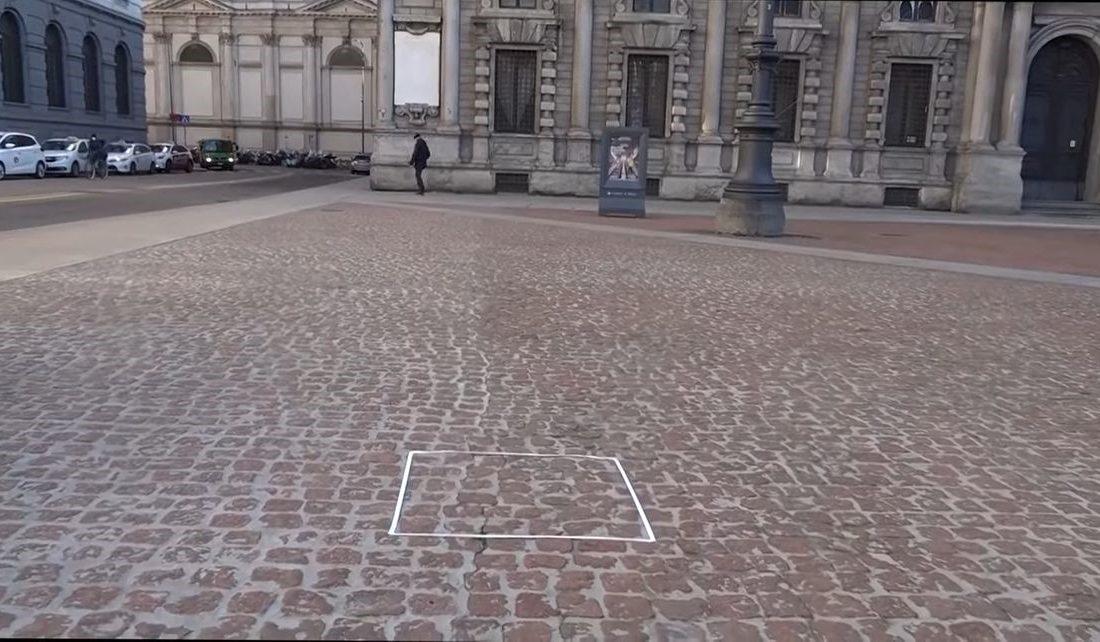 ۱۵هزار یورو برای مجسمهای که وجود ندارد