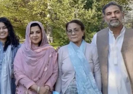 کمک میلیون دلاری به پسر خانواده مسلمان
