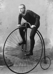 دوچرخه قدیمی