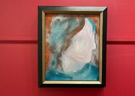 کشف یک نقاشی از دیوید بویی در انتاریو
