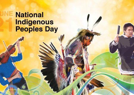 ۲۱ ژوئن روز ملی بومیان کانادا