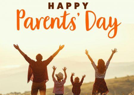 ۱ژوئن روز جهانی والدین
