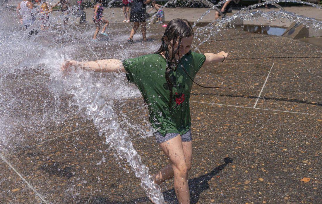 رکورد گرمترین دمای ثبتشده در کانادا شکسته شد
