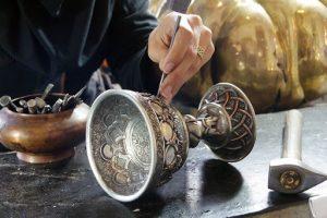 صنایع دستی فلزی
