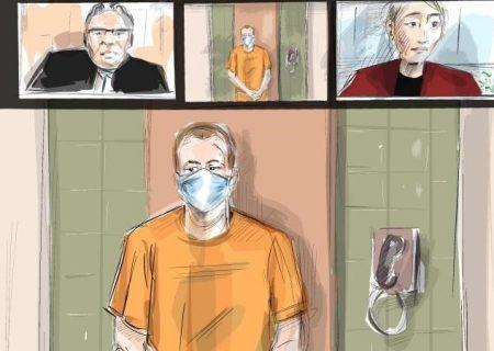 طرح اتهام اقدام تروریستی علیه قاتل خانواده مسلمان در دادگاه