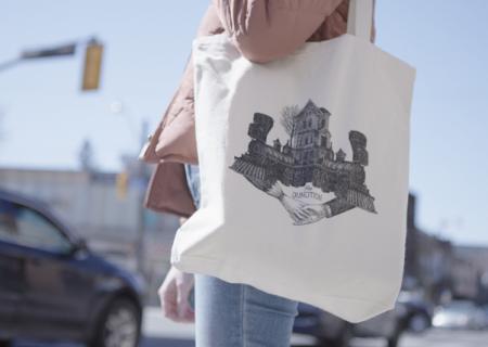 محلههای تورنتو بر ساکهای خرید نقش میبندند