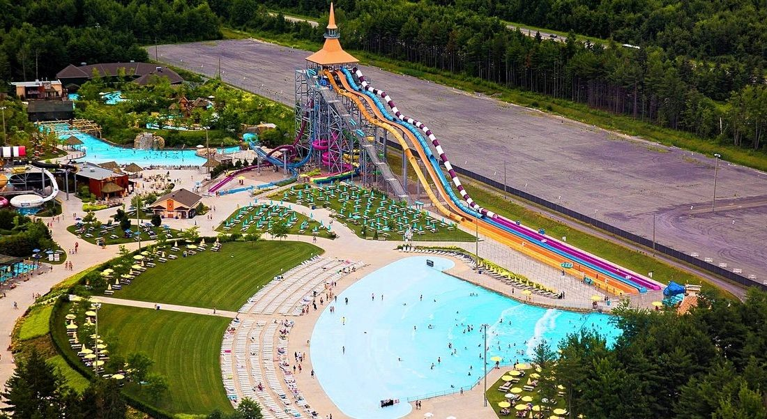 بازگشایی پارک آبی Calypso Theme در تابستان