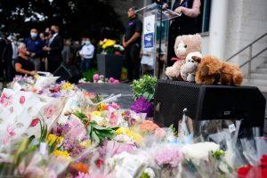 یادبود خانواده مسلمان کشته شده در کانادا