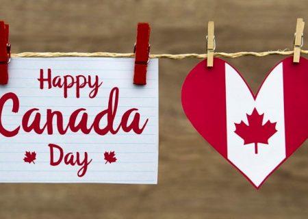 ۱ جولای روز ملی کانادا