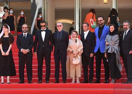 آوای محمدرضا شجریان روی فرش قرمز کن