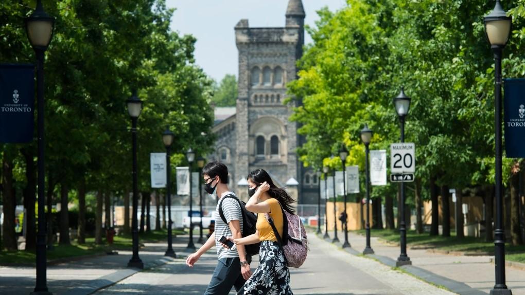 لغو محدودیتهای کرونایی در دانشگاههای انتاریو از پاییز ۲۰۲۱