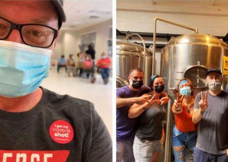 واکسیناسیون کارکنان بیزنسهای تورنتویی