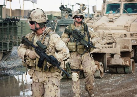 اعزام ارتش کانادا به افغانستان