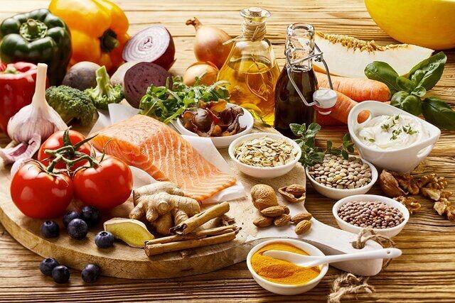 ۱۰ ماده غذایی برای داشتن رژیم غذایی سالم