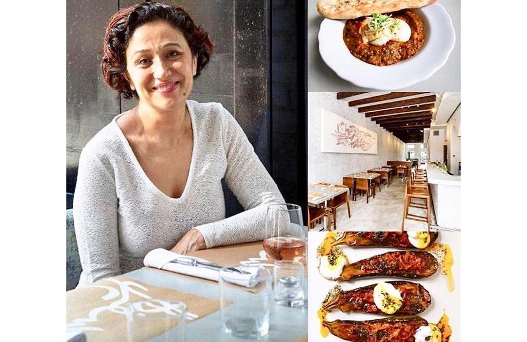 بانوی ایرانی در میان سرآشپزهای منتخب مت گالا ۲۰۲۱