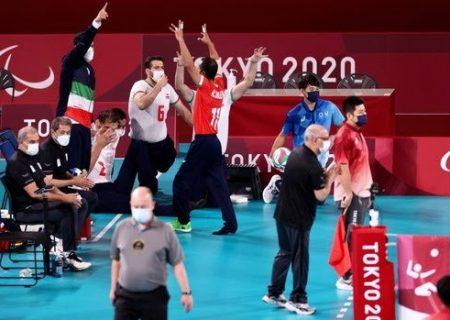 تیم ملی والیبال نشسته ایران قهرمان شد