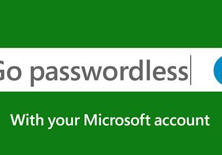 حذف رمز عبور برای کاربران مایکروسافت