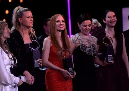 زنان جوایز سنسباستین را به خانه بردند