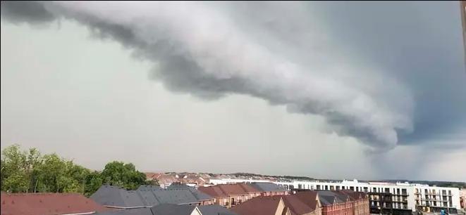 طوفان شدید در انتاریو