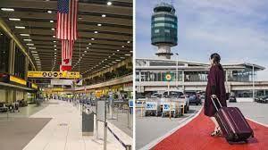 مسافران بینالمللی به کانادا برمیگردند