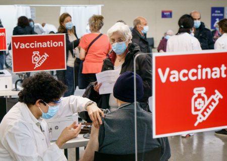 ۲۶.۵ میلیون کانادایی واکسینه شدند