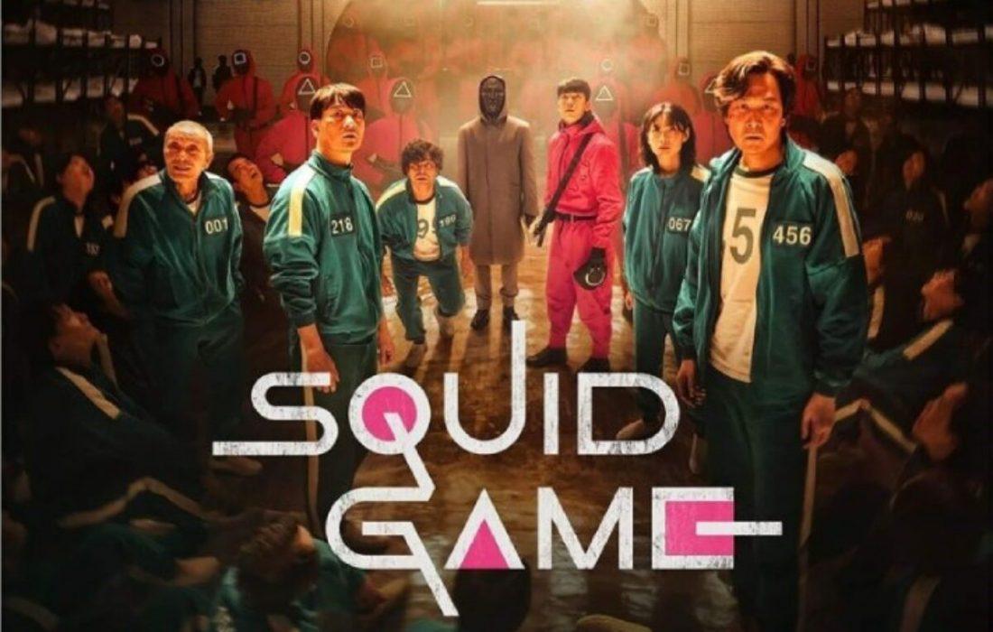 افزایش محبوبیت زبان کرهای با پخش سریال Squid Game