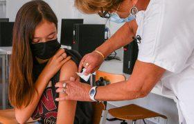 تمایل ۵۰ درصد کاناداییها به واکسیناسیون کودکان ۵ تا ۱۱ سال