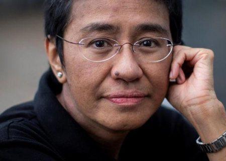 برنده جایزه صلح نوبل: جایزهام متعلق به خبرنگاران سراسر جهان است