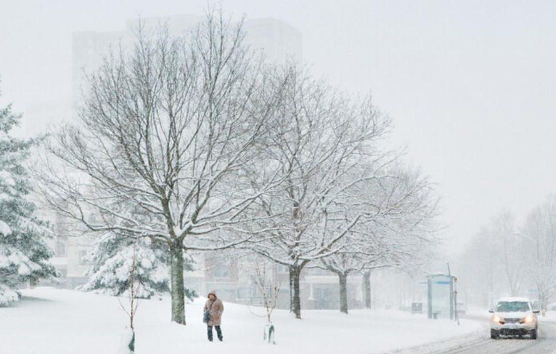 زمستان در راه است!